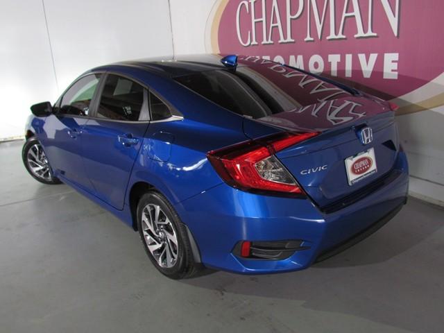 2017 Honda Civic Sdn EX – Stock #H1704830