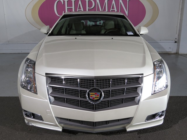 2011 Cadillac CTS AWD – Stock #H1705120A