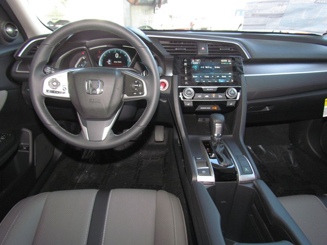 2017 Honda Civic Sdn Touring – Stock #H1705460