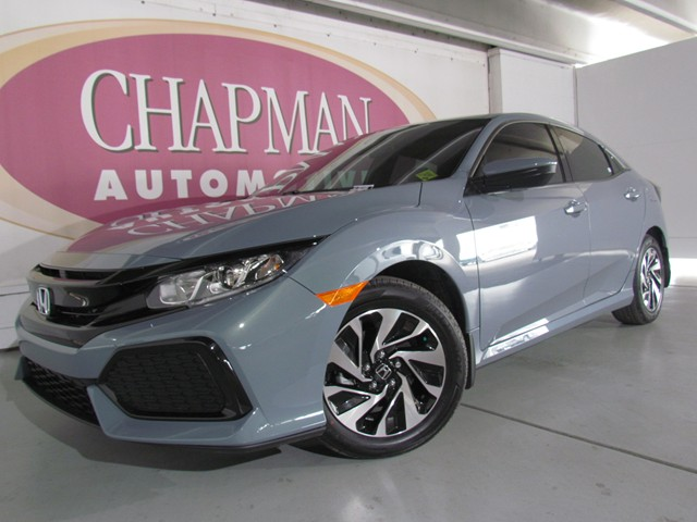 2017 Honda Civic Hatchback LX – Stock #H1705480