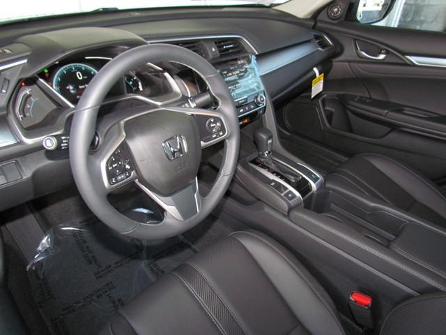 2017 Honda Civic Sdn EX-L w Honda Sensing – Stock #H1705690
