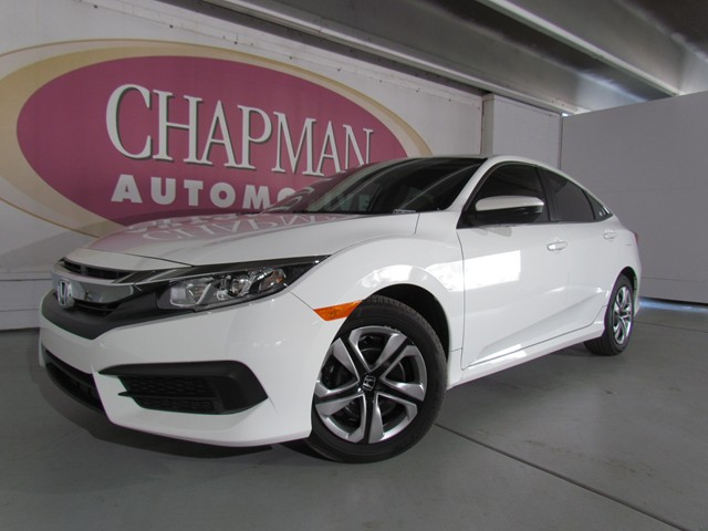 2017 Honda Civic Sdn LX – Stock #H1706160
