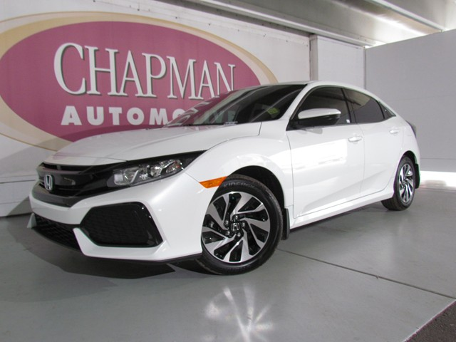 2017 Honda Civic Hatchback LX – Stock #H1706180