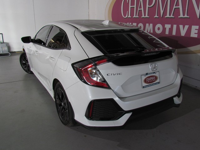 2017 Honda Civic Hatchback EX-L w Navi – Stock #H1706260