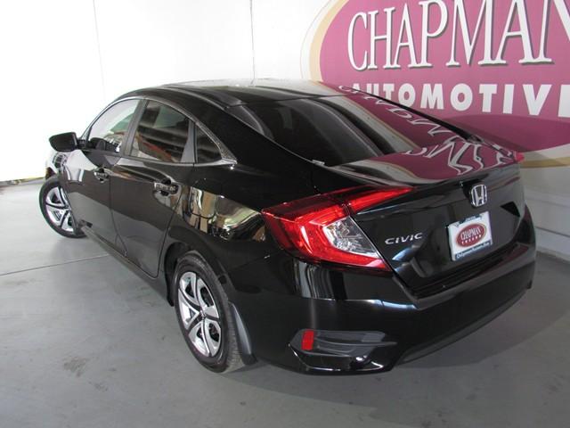2017 Honda Civic Sdn LX – Stock #H1706420