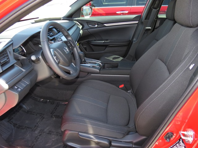 2017 Honda Civic Hatchback LX – Stock #H1706440