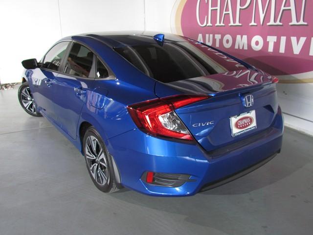2017 Honda Civic Sdn EX-L – Stock #H1706870