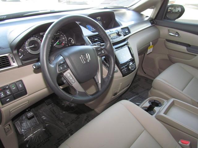 2017 Honda Odyssey EX-L – Stock #H1707080