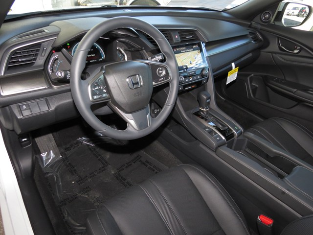 2017 Honda Civic Hatchback EX-L w Navi – Stock #H1707190
