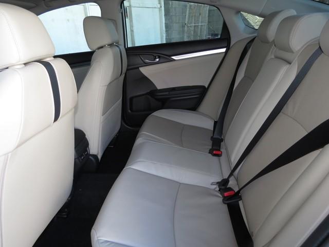 2017 Honda Civic Sdn Touring – Stock #H1707530