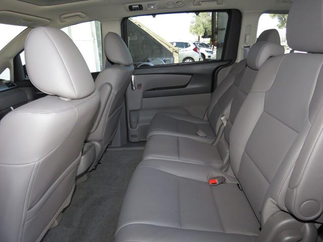 2017 Honda Odyssey EX-L – Stock #H1707640