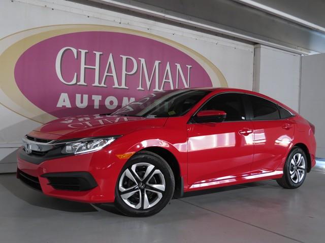 2017 Honda Civic Sdn LX – Stock #H1707830