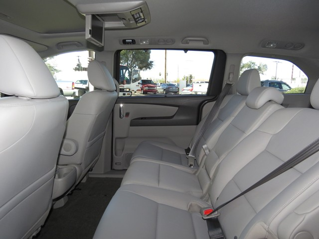 2017 Honda Odyssey EX-L w RES – Stock #H1707930