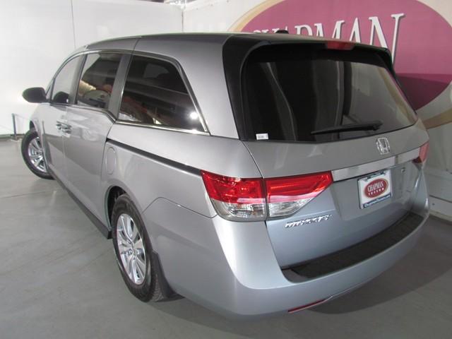 2017 Honda Odyssey EX-L – Stock #H1709050