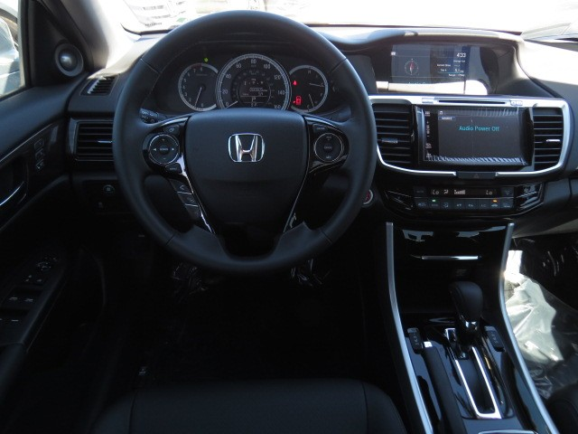 2017 Honda Accord Sdn EX-L V6 – Stock #H1709130