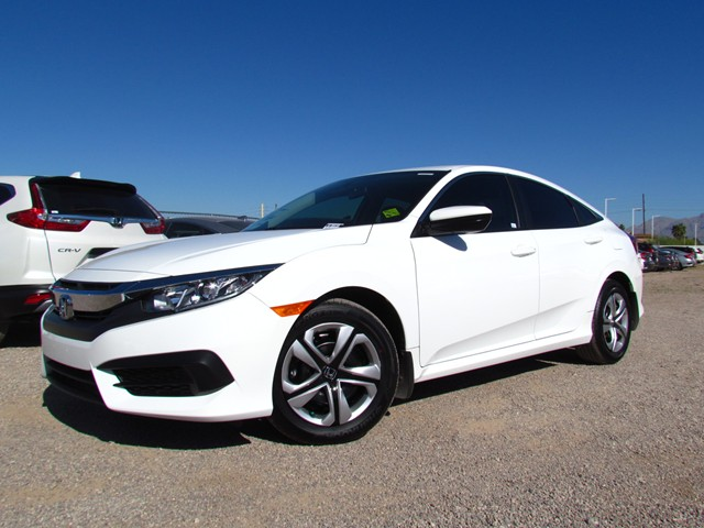 2017 Honda Civic Sdn LX – Stock #H1709150
