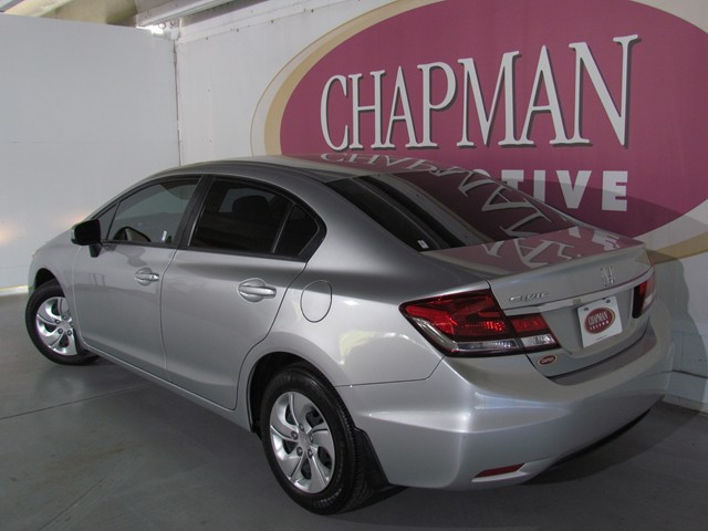 used 2014 honda civic lx stock h1710840a chapman acura tucson. Black Bedroom Furniture Sets. Home Design Ideas