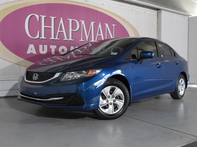 2014 Honda Civic LX Details