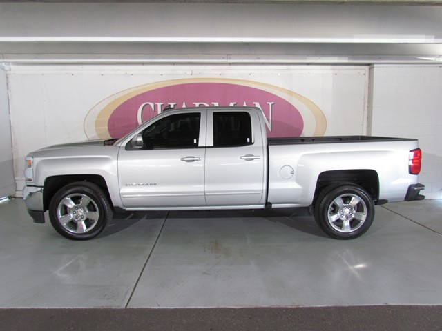 used 2016 chevrolet silverado 1500 lt extended cab stock h1713770a chapman acura tucson. Black Bedroom Furniture Sets. Home Design Ideas