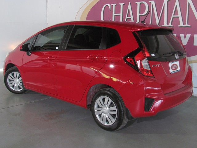 2017 honda fit lx manual hatchback