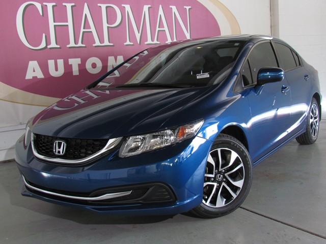 2015 Honda Civic EX Details