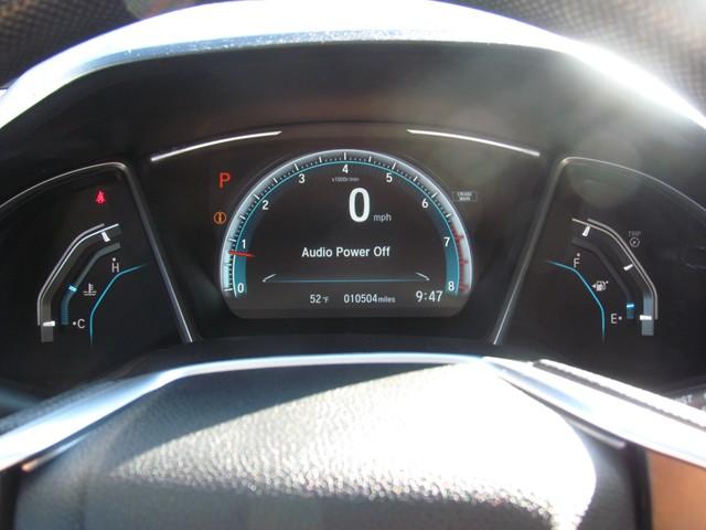 Used 2017 Honda Civic Ex In Tucson Az Stock H1717430a