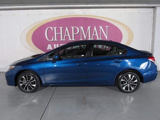 2013 Honda Civic EX-L w/Navi – Stock #H1770220