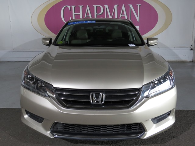 2014 Honda Accord LX – Stock #H1770630