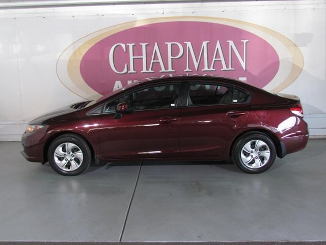 Used 2013 Honda Civic Lx Stock H1771060 Chapman Acura