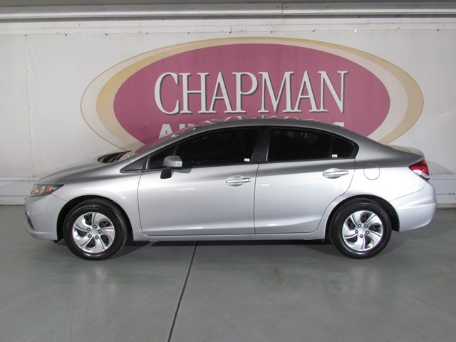 used 2014 honda civic lx stock h1771100 chapman acura tucson. Black Bedroom Furniture Sets. Home Design Ideas