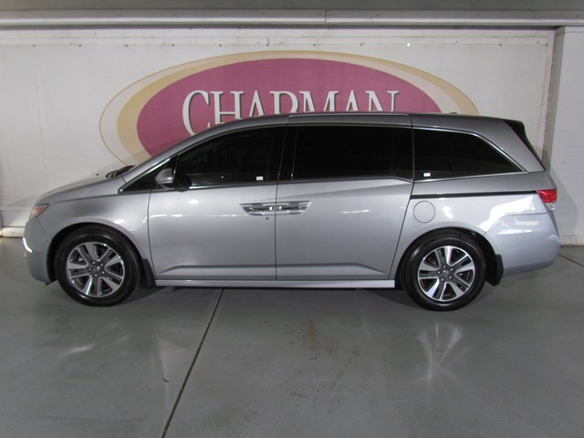 used 2016 honda odyssey touring for sale at porsche of tucson stock h1772400. Black Bedroom Furniture Sets. Home Design Ideas