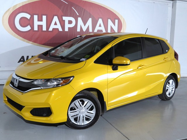 2018 Honda Fit Lx For Sale Stock H1801920 Chapman