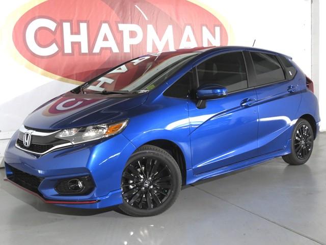 2018 Honda Fit Sport 7-Speed Shiftable CVT