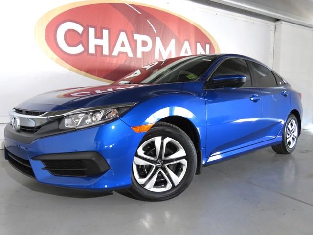 2018 Honda Civic Sdn LX CVT