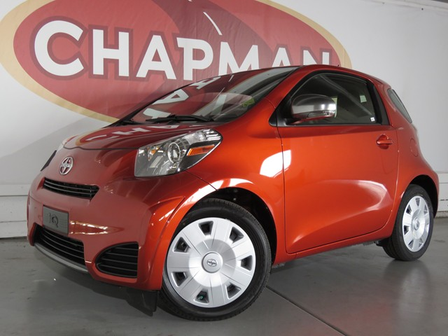 2013 Scion iQ Details