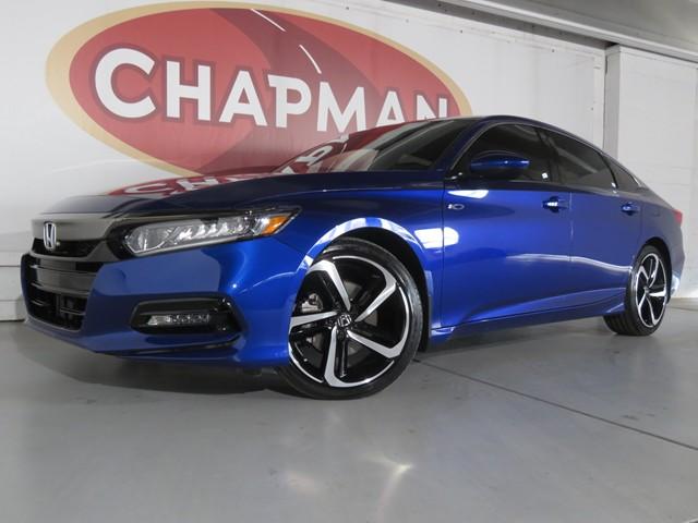 2018 Honda Accord Sport Image Loading
