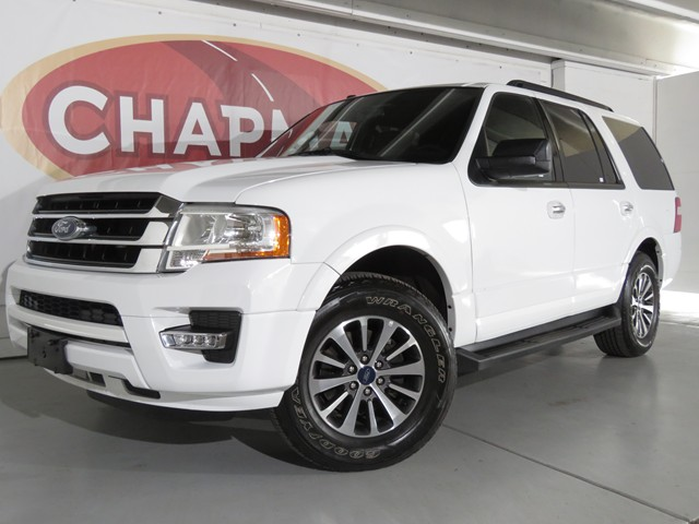 2017 Ford Expedition Details