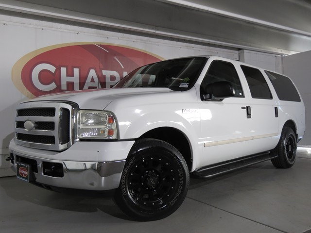 Ford Excursion Xlt Image Loading