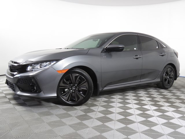 Certified Pre-Owned 2019 Honda Civic EX