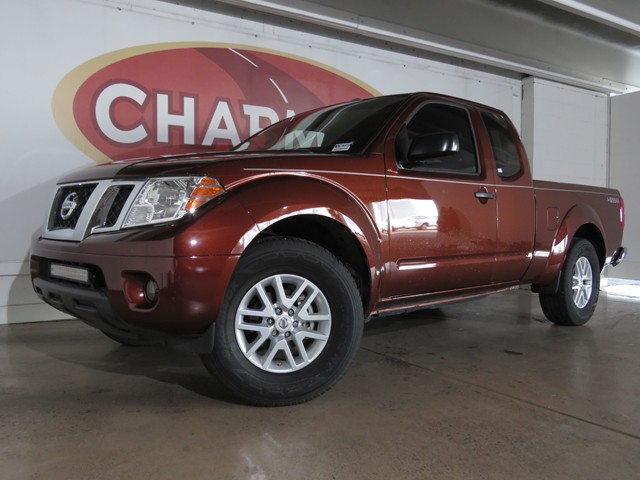 2018 Nissan Frontier SV Extended Cab
