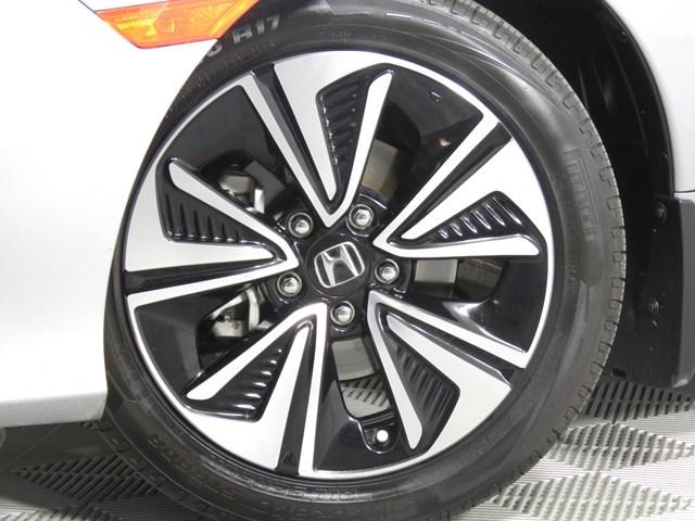 2017 Honda Civic EX-T w/Honda Sensing