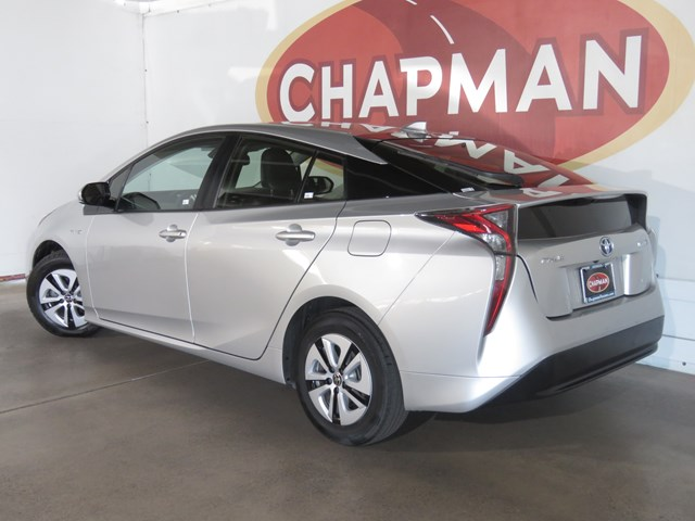 Used 2017 Toyota Prius Two Eco