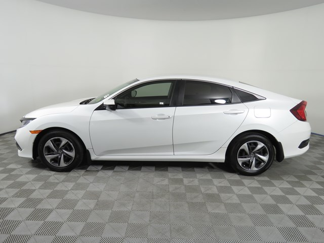 Used 2019 Honda Civic LX
