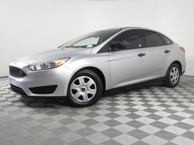Used 2018 Ford Focus S