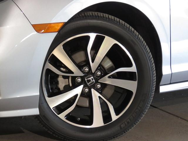 Certified Pre-Owned 2018 Honda Odyssey Elite
