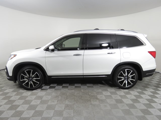 Certified Pre-Owned 2020 Honda Pilot Touring-8P