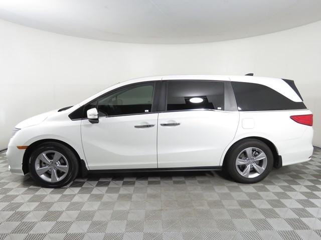 Certified Pre-Owned 2020 Honda Odyssey EX-L