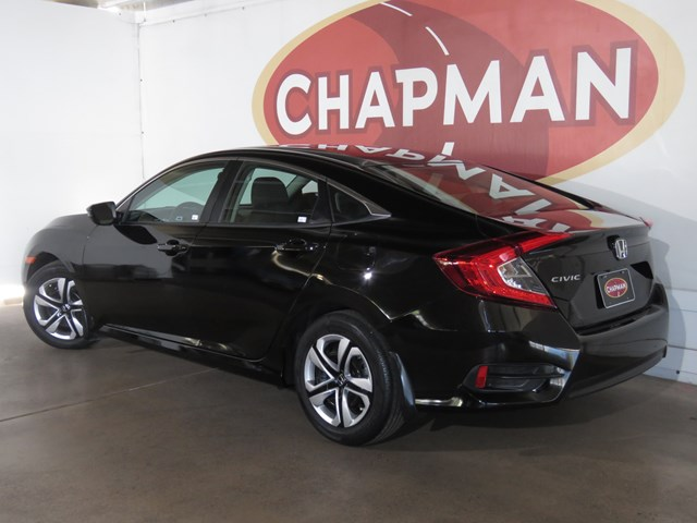 Used 2017 Honda Civic LX