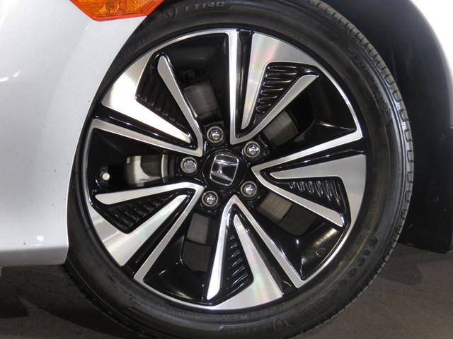 Used 2017 Honda Civic EX-L w/Honda Sensing