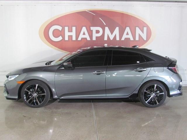 2020 Honda Civic Hatchback Sport